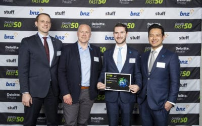 BlackBull Markets Awarded Deloitte Fast 50 2019
