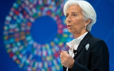 Lagarde needs to place a lid on the Euro