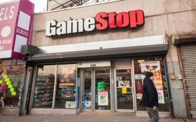 Can't stop, won't stop, GameStop