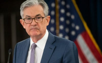 Stocks Settle As Powell Signals Continuing of Easing