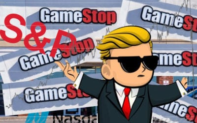 Does GameStop care about the market at large? Or, is GME the new Gold?