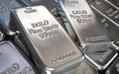 Silver Hits Fresh New Lows For 2021